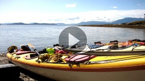 Insider's look at the Gourmet Kayak Expedition